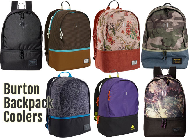 burton cooler backpack colors - Backpack Coolers