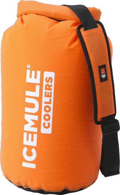 Icemule Cooler Bag in Orange