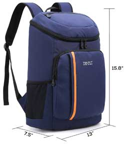 Leakproof Backpack Dimensions