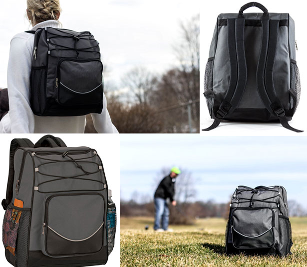OA Gear Backpack With Built In Cooler
