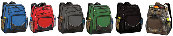 OA Gear Backpack Coolers in 6 Different Colors