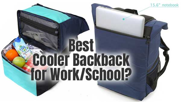Tourit Cooler Backpack - the Best Backpack Cooler for Work/School?